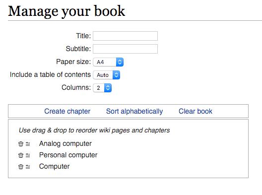 ManageYourBook