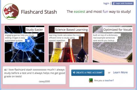 FlashcardStash