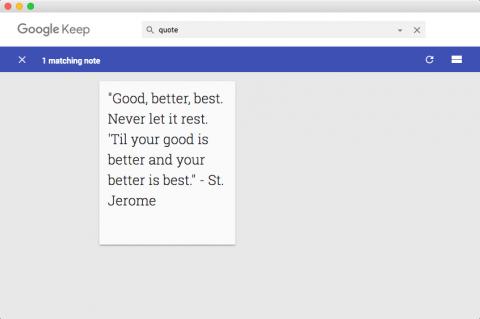 GoogleKeepSearchQuotes