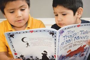 Babl Books – Multilanguage picture books (the physical kind)