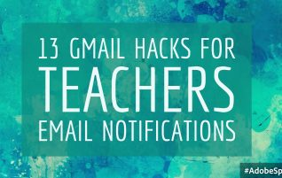 8. Email notifications  (from 13 Gmail hacks for teachers – http://u.eduk8.me/13gmailhacks)