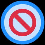 blue-1f6ab