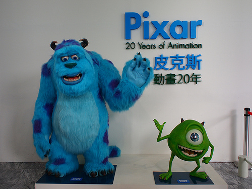 Free online storytelling lessons from Pixar