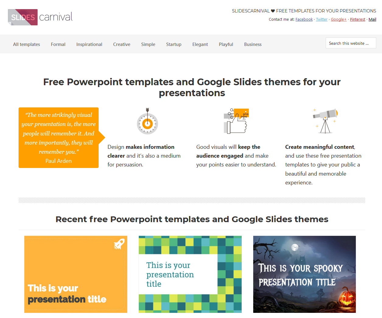 google doc powerpoint templates - free google slides and powerpoint templates from slides