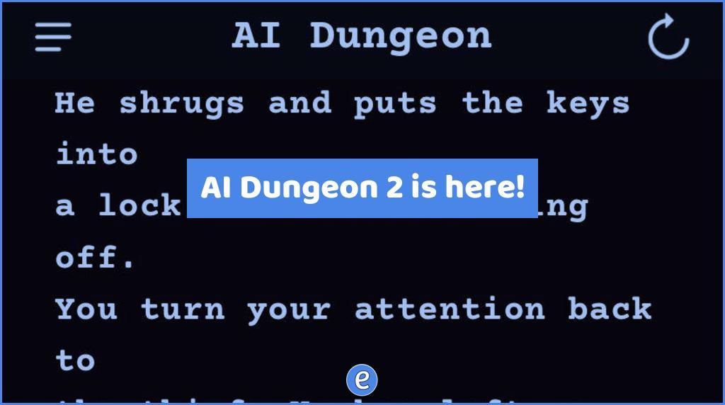 Dungeon ai