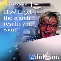 2021-03-30 My top 5 Google Search Tips for students and teachers Square